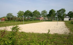 Beach-Volleyballanlage